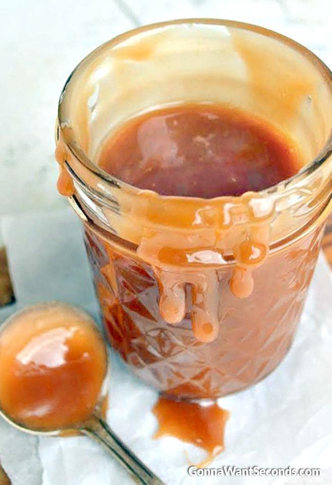 Caramel Sauce Recipe 04
