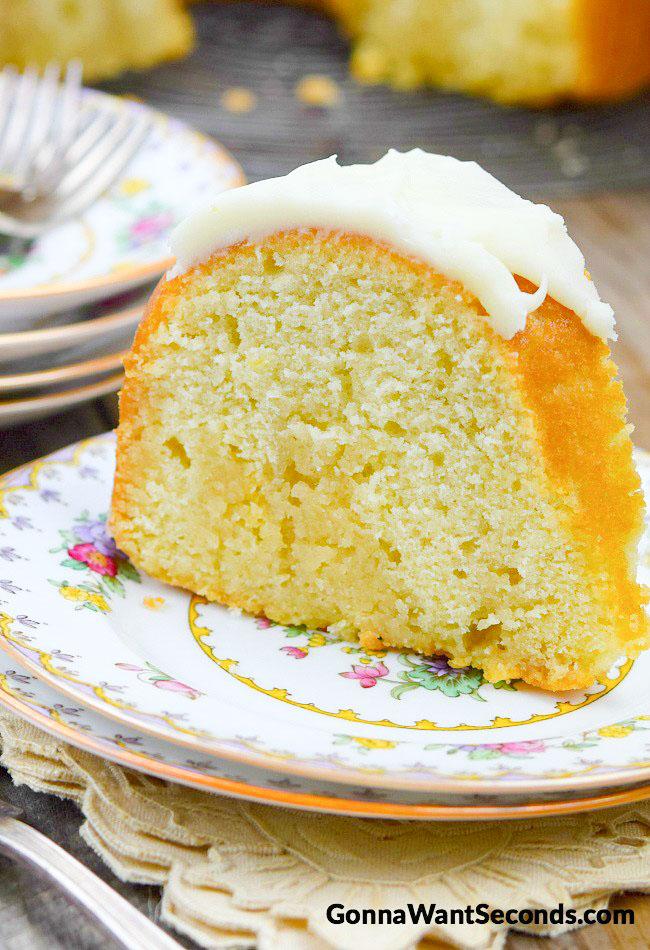 Kentucky Butter Cake Gonna Want Seconds