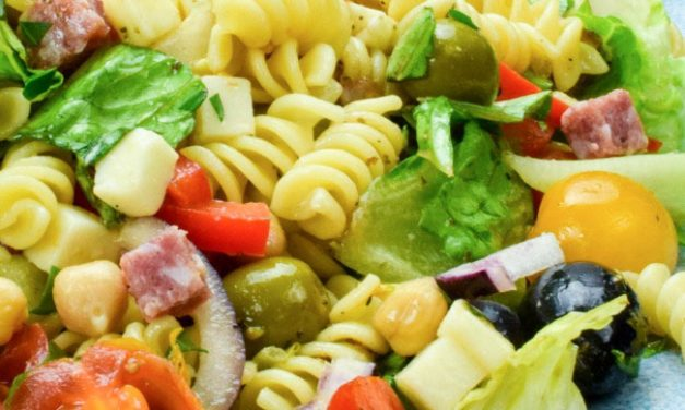 Antipasto Salad (With Video!)