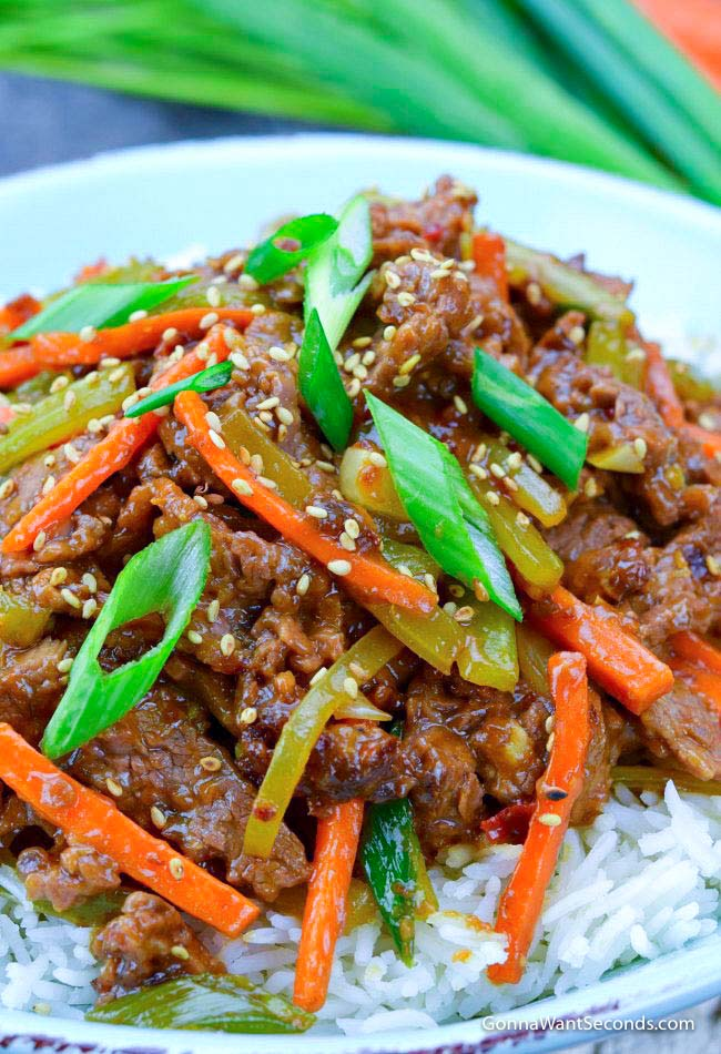 What Is Beef Szechuan Chinese Food