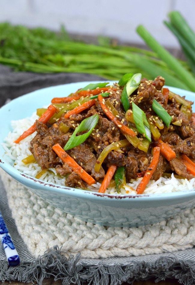 Szechuan Beef - Gonna Want Seconds Szechuan Beef