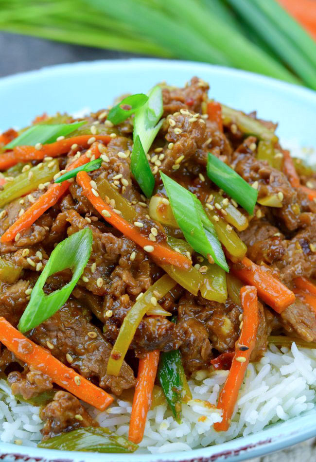 Szechuan beef recipe restaurant quality gonna want seconds forumfinder Choice Image