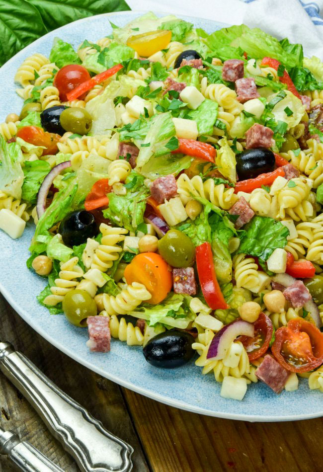 Antipasto Salad - Gonna Want Seconds