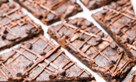 Easy Brownie Brittle