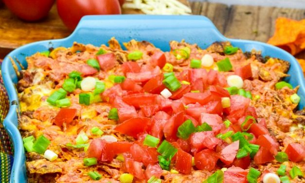 Easy Dorito Casserole Recipe