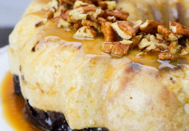 Chocoflan Cake Recipe