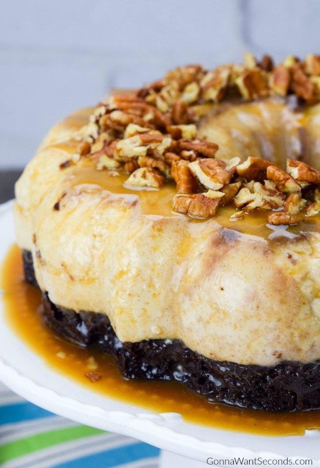 Chocoflan Cake Easy