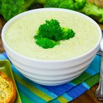 Easy Cream Of Broccoli Soup Recipe