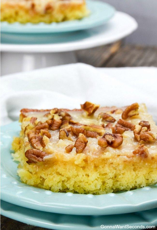 Easy Pineapple Sheet Cake