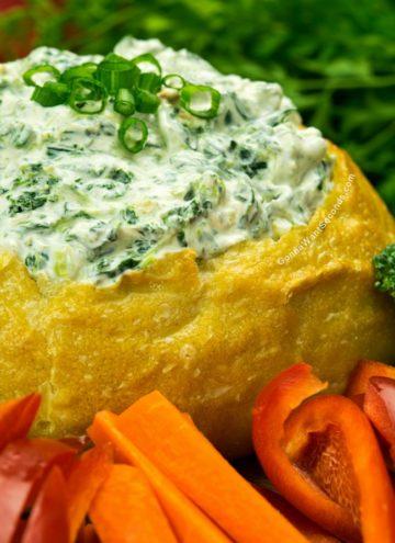 Knorr Dip Recipe