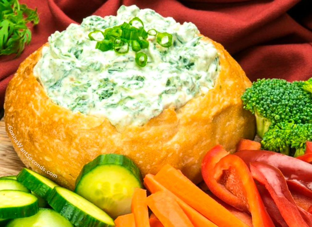 Knorr Spinach Dip Recipe Party Perfect Gonna Want Seconds