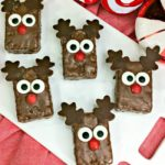 Reindeer Rice Krispies Treat
