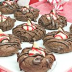 Godiva Peppermint Thumbprint Cookies