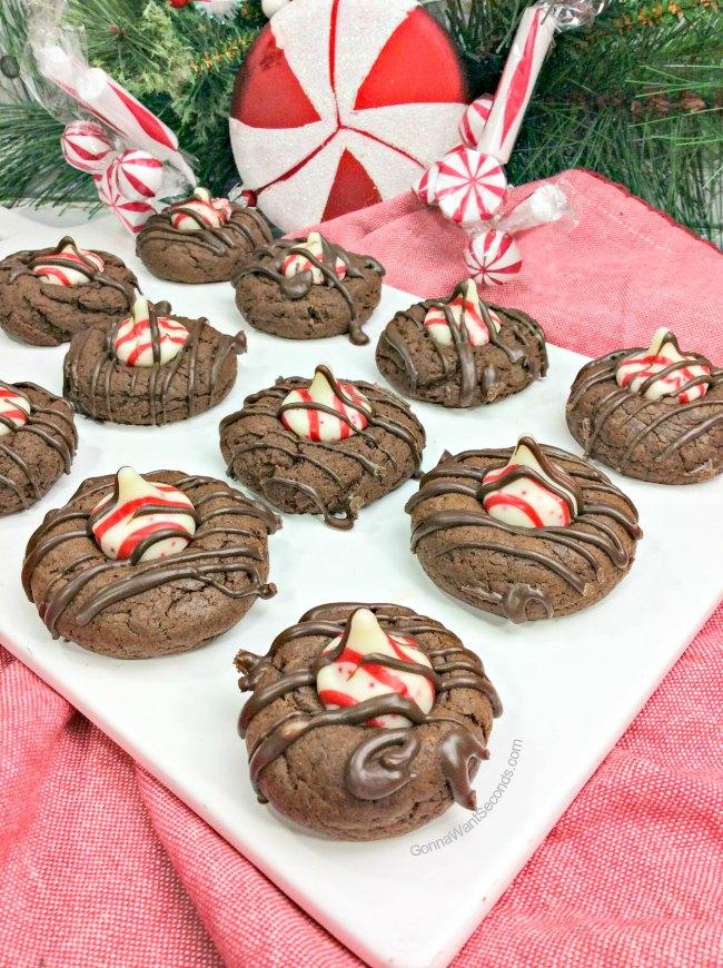 Godiva Thumbprint Cookies