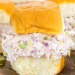 Easy Ham Salad Recipe