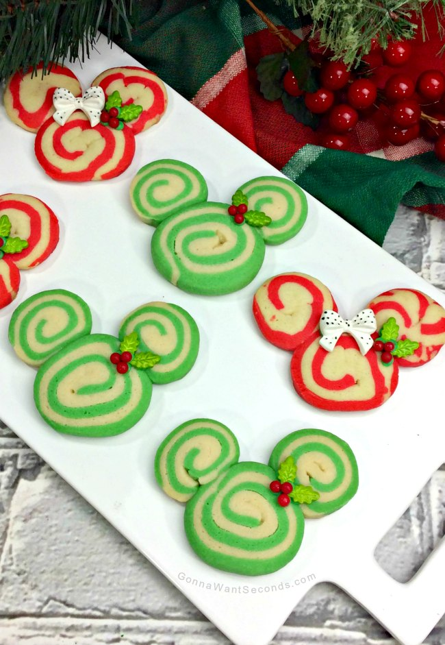 Mickey Swirl Cookie