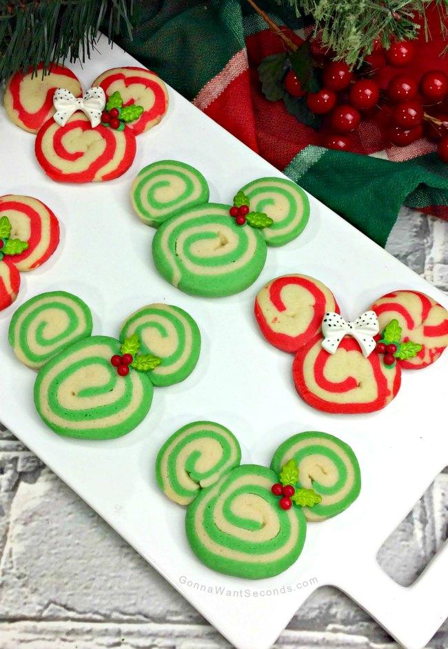 Mickey Swirl Cookie