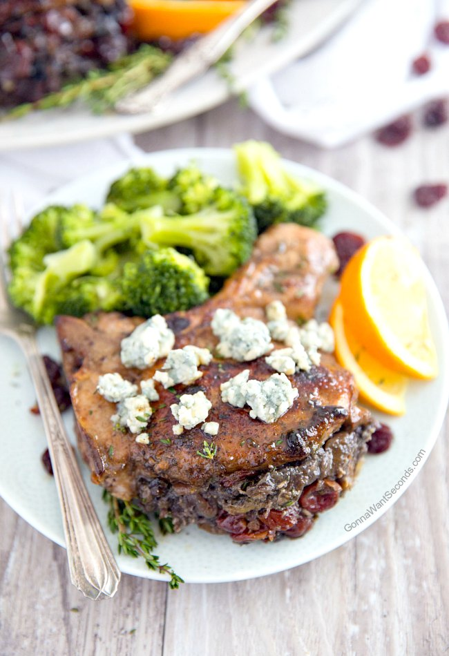 The Best Stuffed Pork Chop Recipe