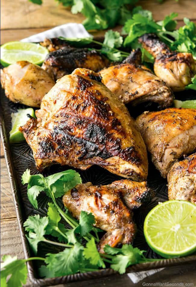 Grilled Pollo Asado