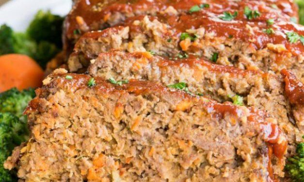 Alton Brown Meatloaf Recipe