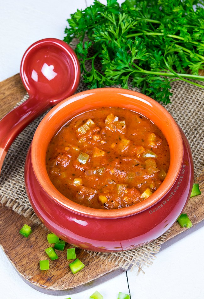 Creole Sauce Recipe