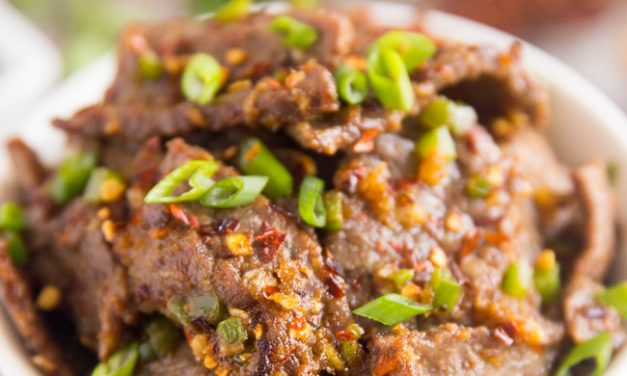 Quick and Easy Hunan Beef Recipe