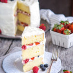 Berry Chantilly Cake Recipe