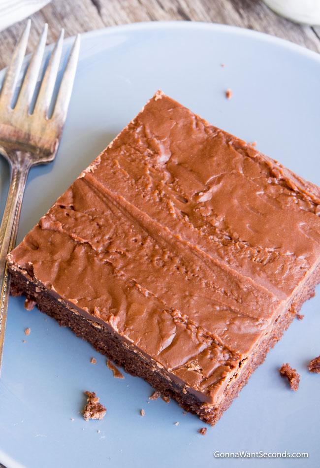 Easy Texas Sheet Cake Icing