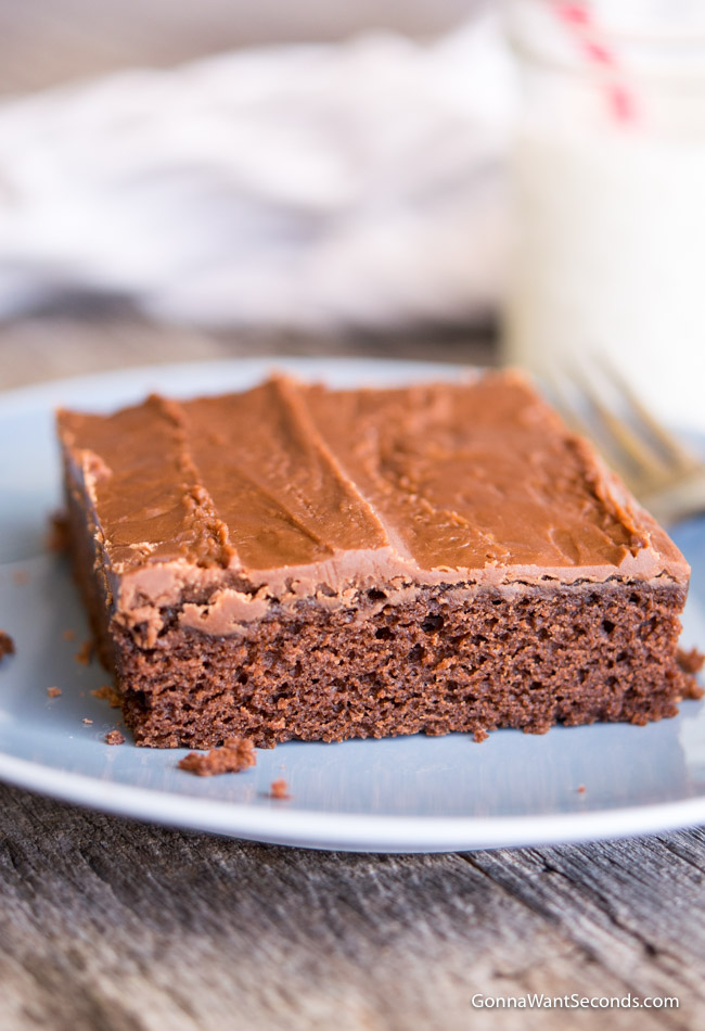 Texas Sheet Cake Recipe Gonna Want Seconds