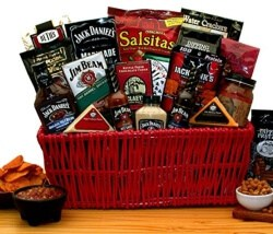 24 Best Christmas Gifts For Your Hubby Gourmet Grilling Gift Basket