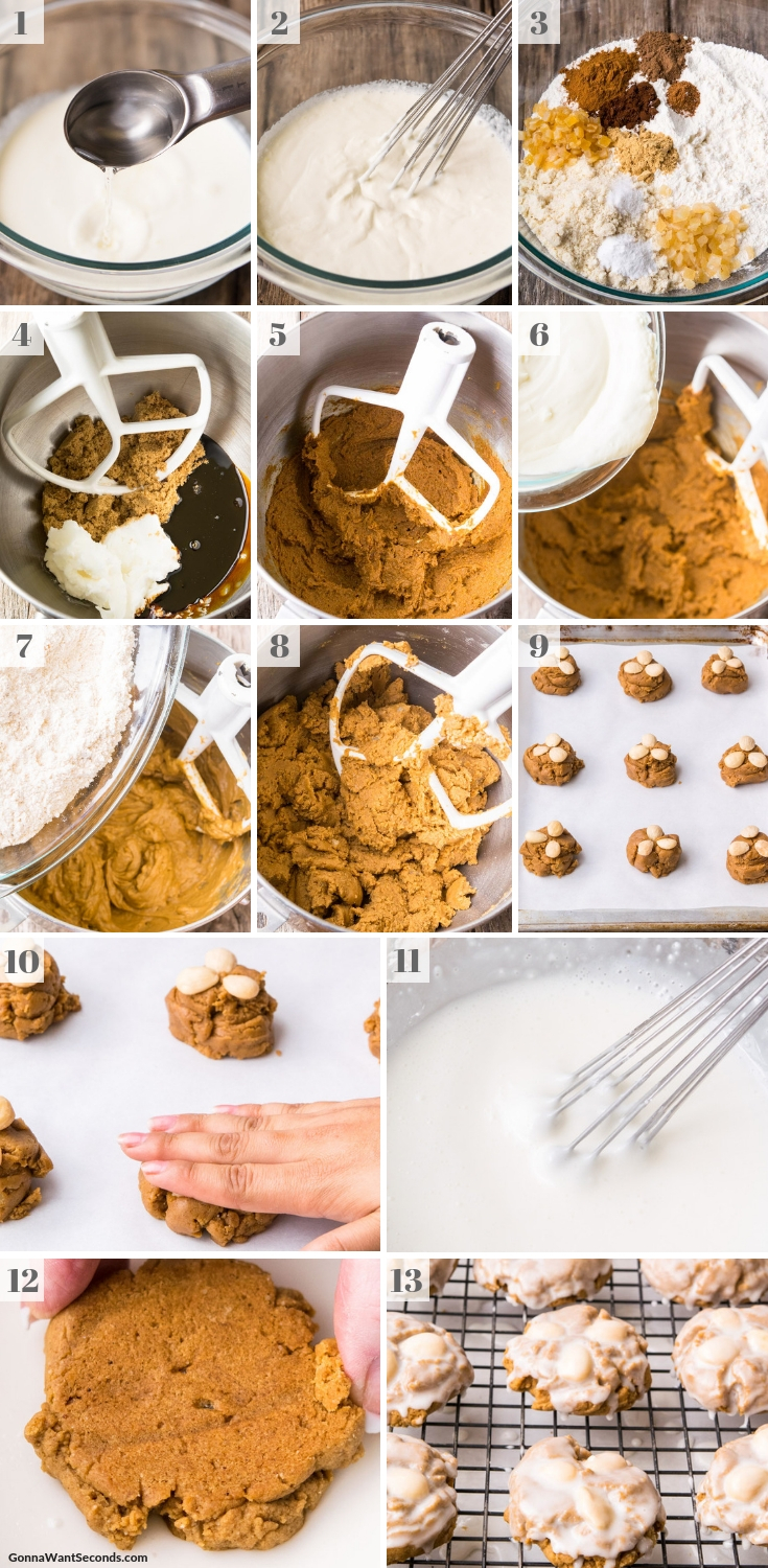 Step By Step How To Make Lebkuchen cookies