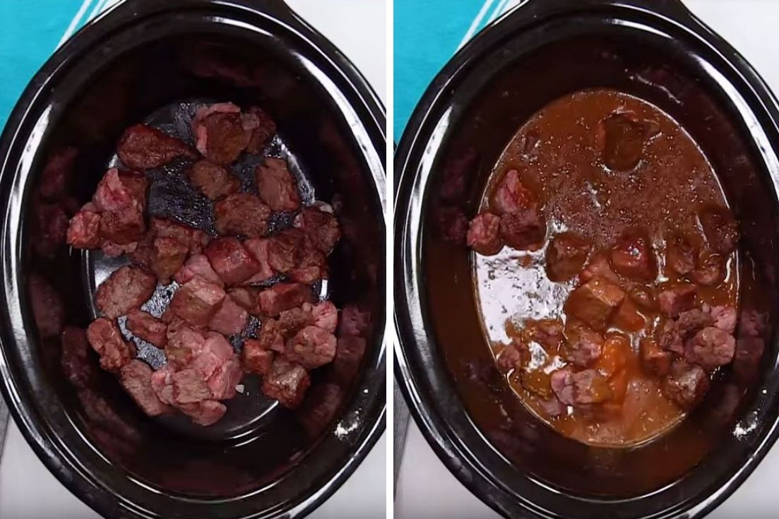 Step By Step How To Make Crock Pot Beef Stew
