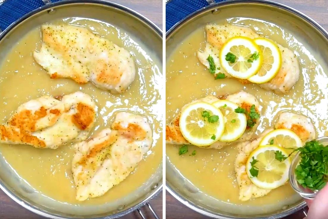 Step By Step How To Make Lemon Pepper Chicken
