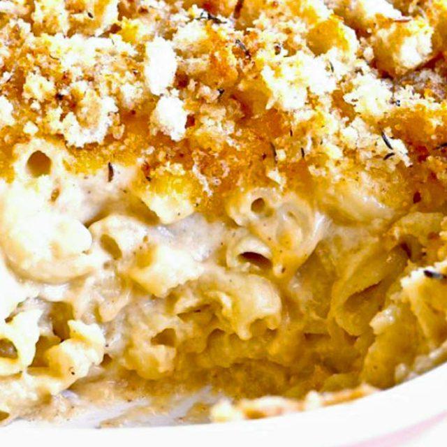 Incredible Macaroni and Cheese