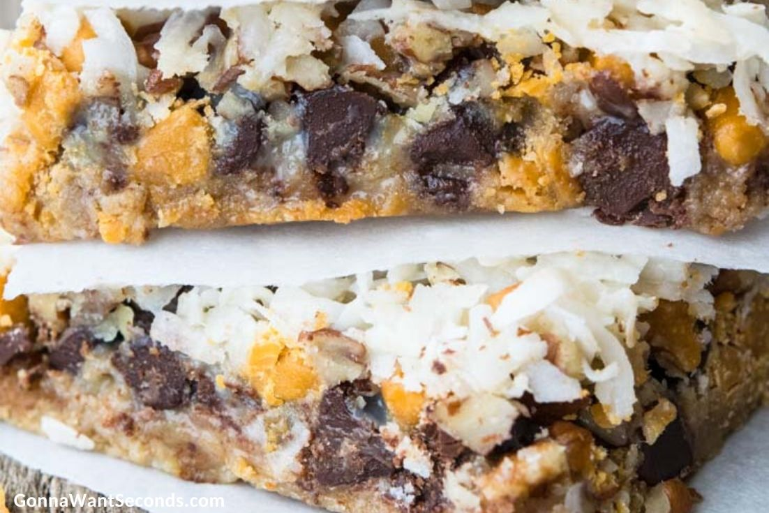 7 Layer Bars stack on top of each other