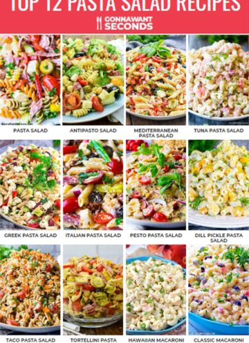Top 12 pasta salad recipes