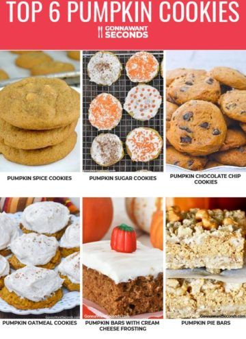 Pumpkin Cookies Graphics, Round Up