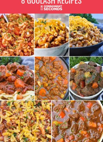 Goulash Recipes montage