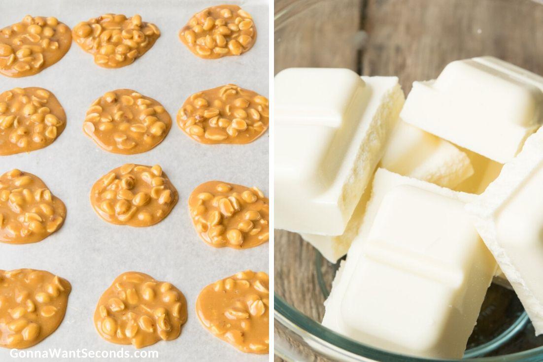 How to make Polar Bear Paws Candy,