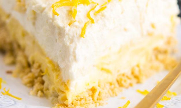 Atlantic Beach Pie-Sweet, Salty, Creamy Citrus Perfection!
