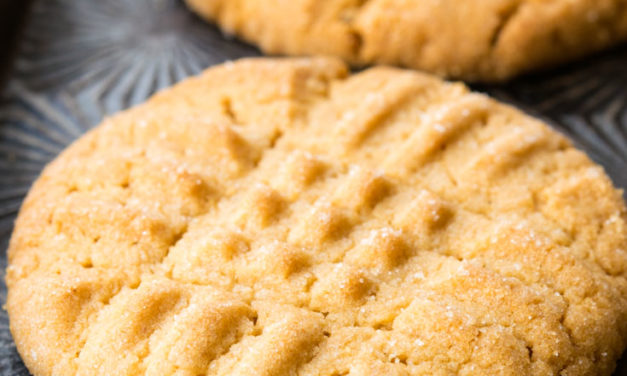 Classic Peanut Butter Cookies – Soft, Chewy and Oh So Peanut Buttery!