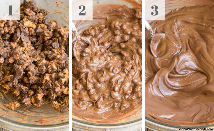 Step By Step How To Melt Butterscotch and Chocolate Chips