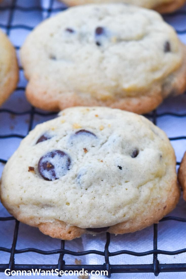 Soft Chocolate Chip Cookies Gonna Want Seconds