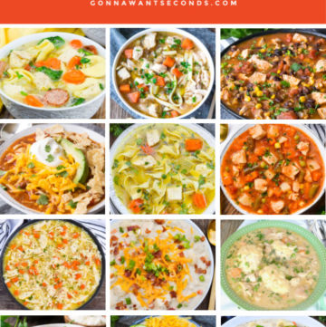 Chicken Soup Recipes