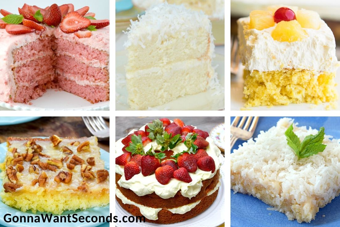 Easter Cakes recipes
