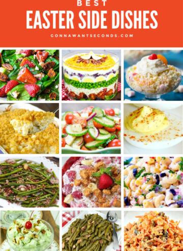Easter Side Dishes