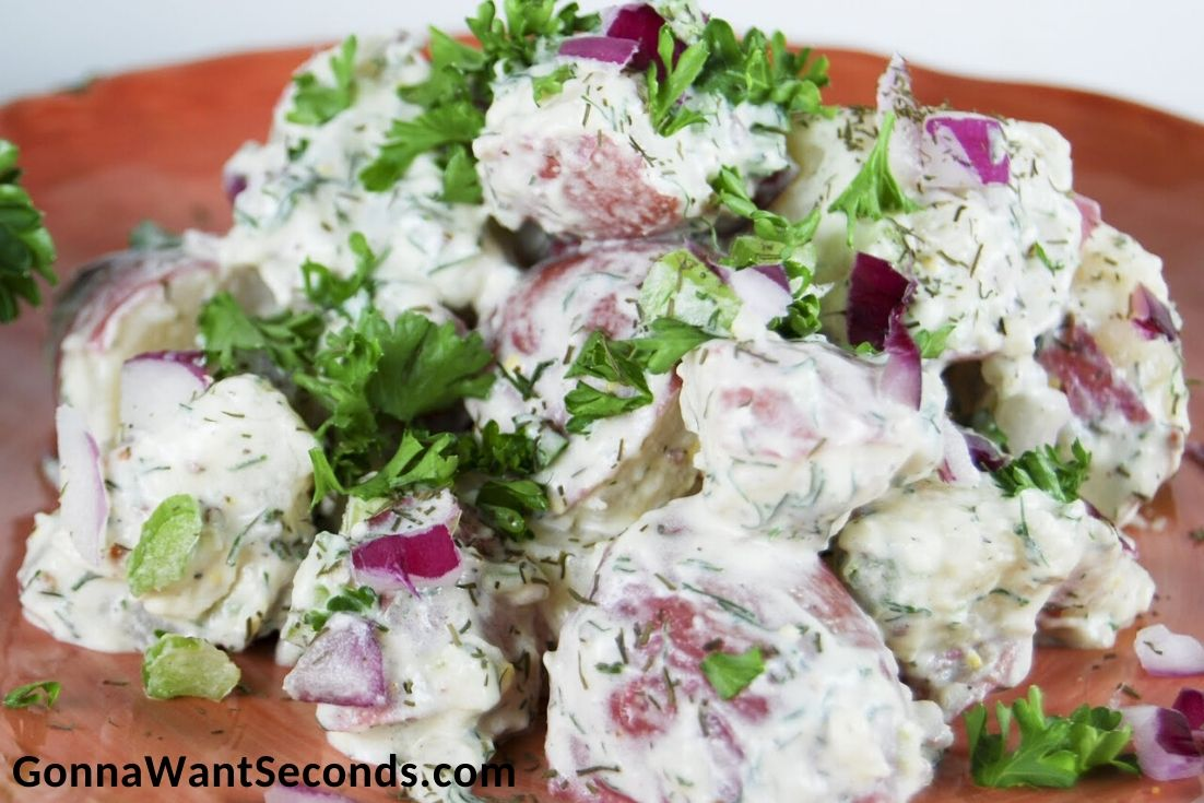 Easter Side Dishes, Ina Garten Potato Salad