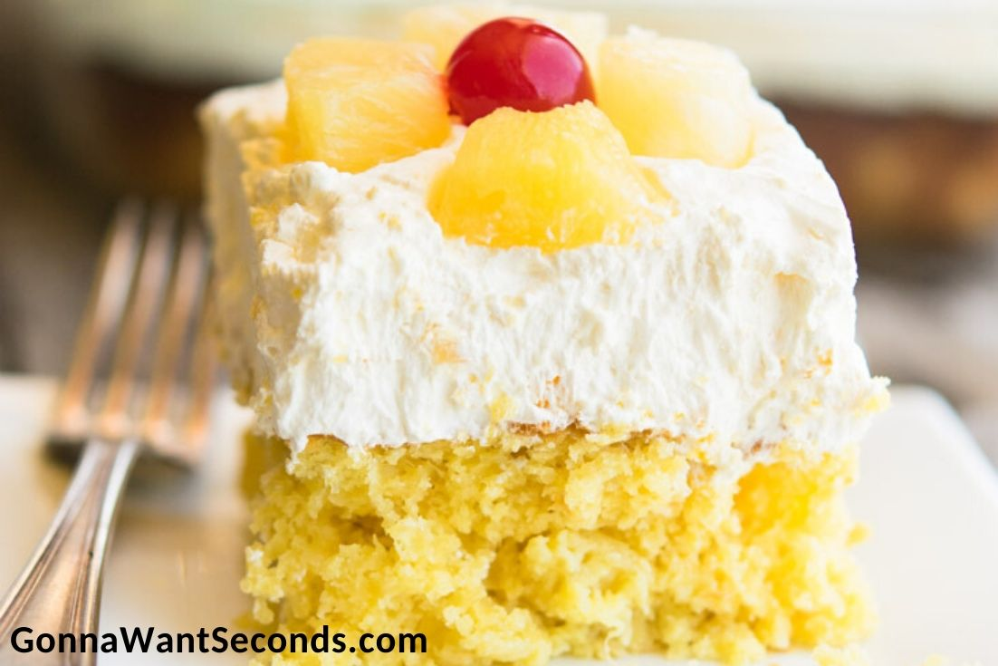 Easter Cakes, Pineapple Sunshine Cake