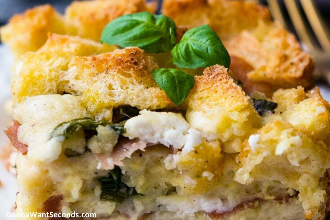 Easter brunch recipes, breakfast casserole