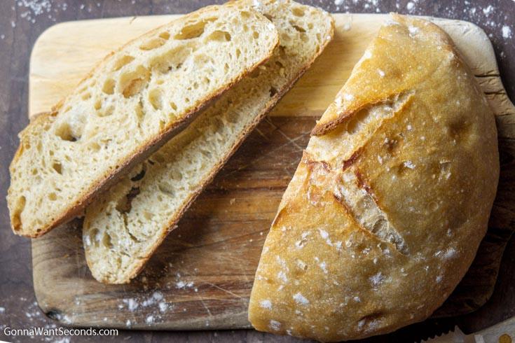 slices of no kead bread for sandwich